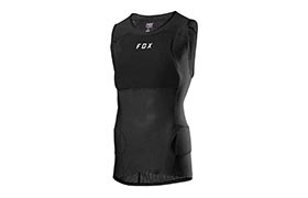 GILET PROTECTION FOX BASEFRAME PRO SL BLACK 2019