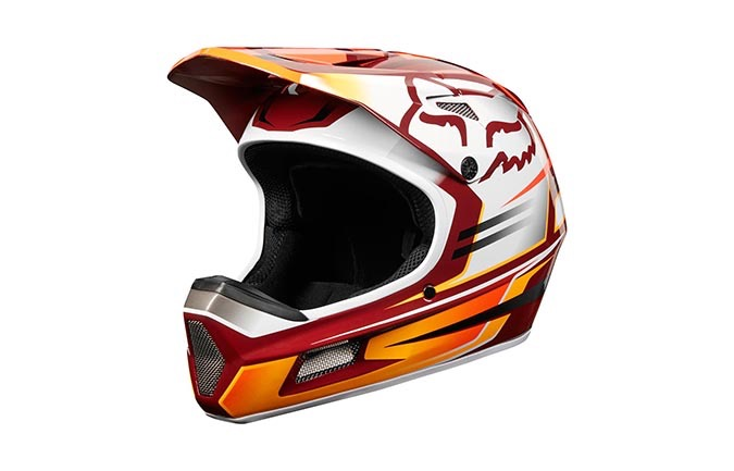 CASQUE FOX RAMPAGE COMP RENO OPEN RED 2019