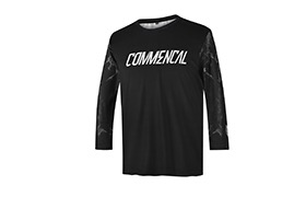 MAILLOT KID COMMENCAL PERSONNALISABLE