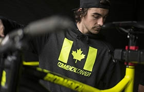 HOODIE COMMENCAL CANADA