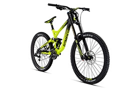 SUPREME DH V3 ROCKSHOX 650B YELLOW 2016