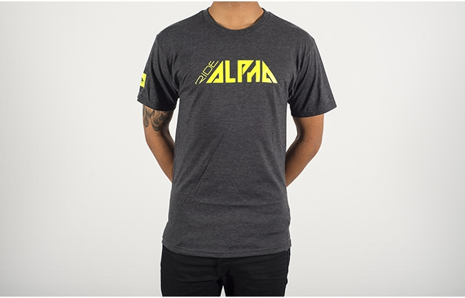 T-SHIRT RIDE ALPHA