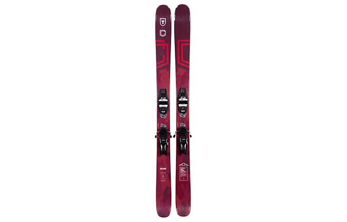 SKIS COMMENCAL META 170 + FIXATIONS MARKER SQUIRE 11 TCX DEMO
