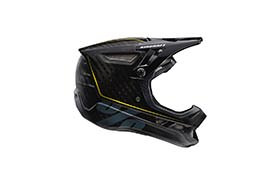 CASQUE 100% AIRCRAFT RAW BLACK