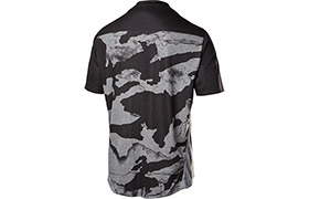 MAILLOT MANCHES COURTES FOX INDICATOR CAMO