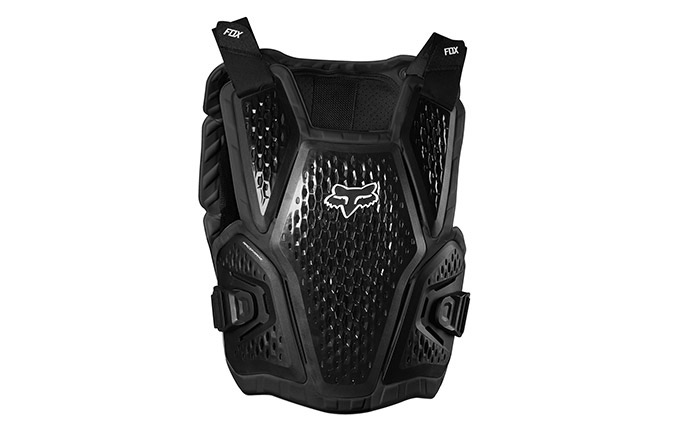 GILET DE PROTECTION FOX RACEFRAME IMPACT BLACK 2020